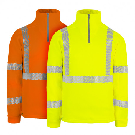 PULL-OVER CLIPPERTON FLUO