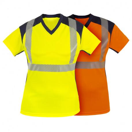 Tee-shirt BAHIA (pour Femme) MANCHES COURTES
